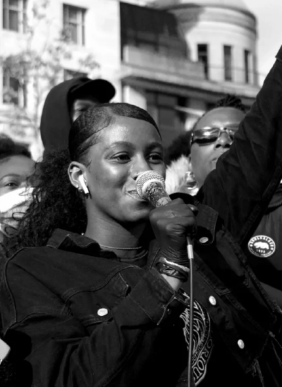The Black Voices for Black Justice Fund