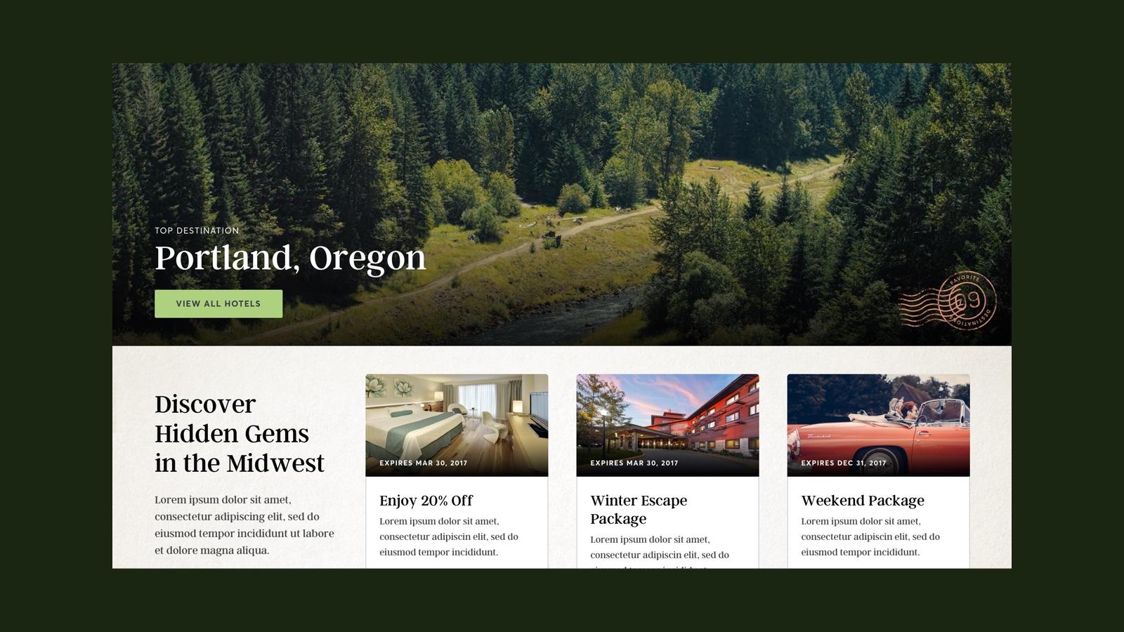 Radisson-Homepage