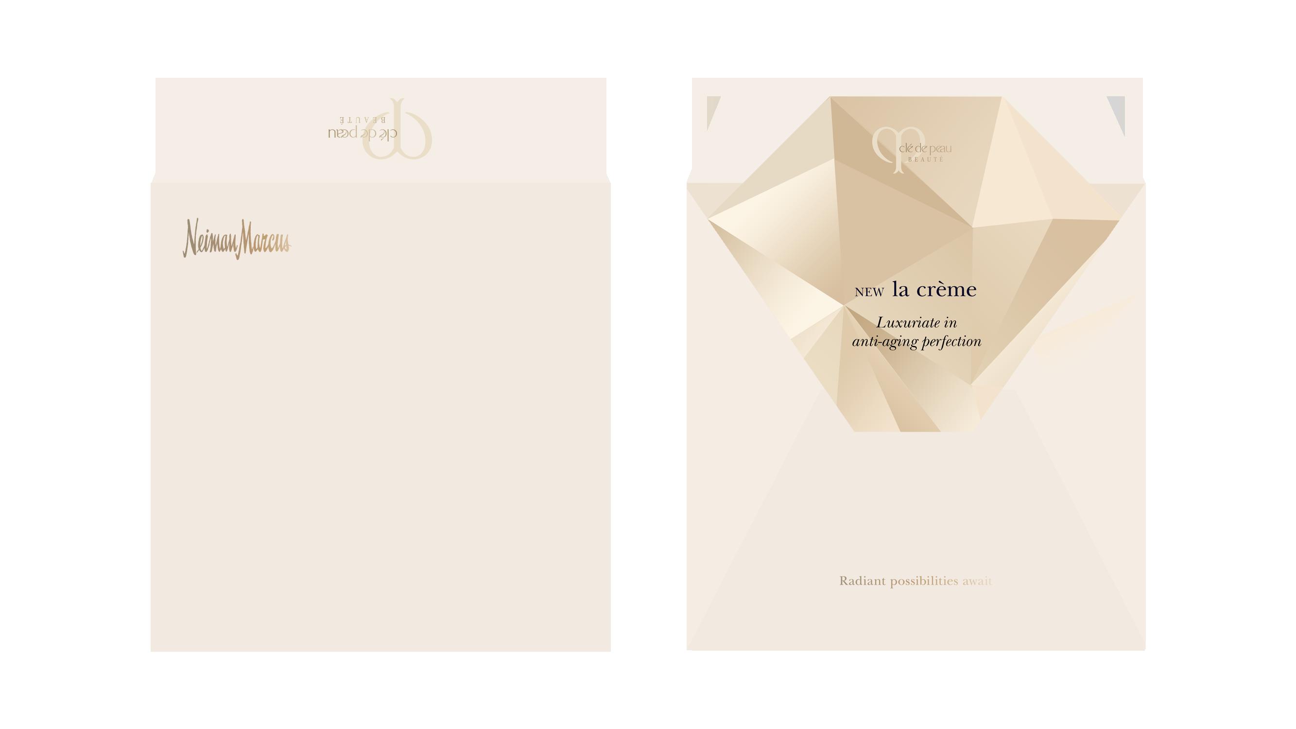 CPB_LaCreme_mailer envelope